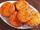 Рецепта Кашкавалени соленки с брашно, кисело мляко и масло